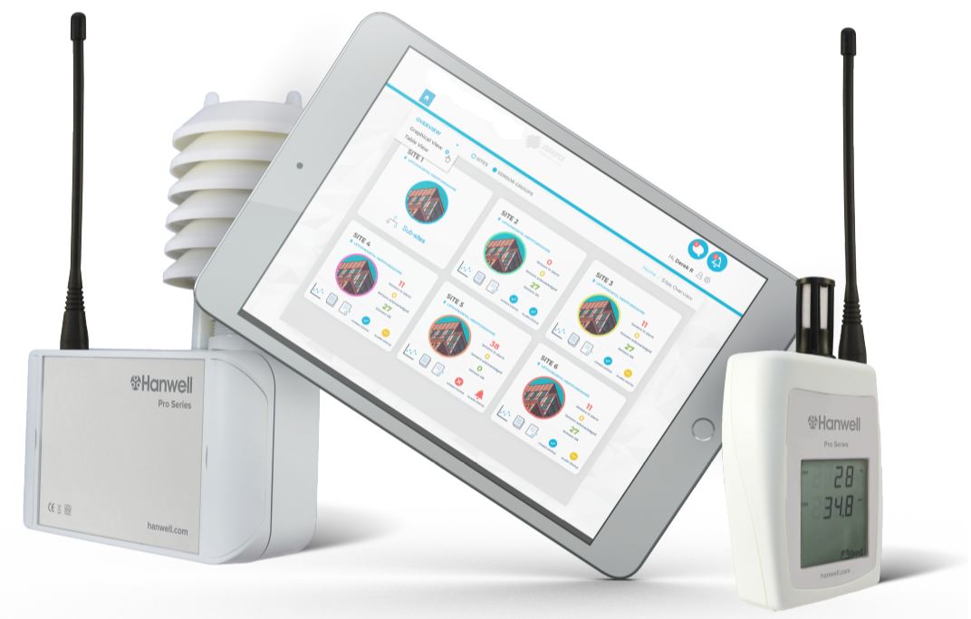 Continuous Monitoring Systems - Hanwell Lite